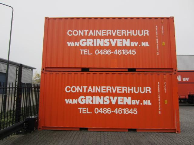containerverhuur Schaijk